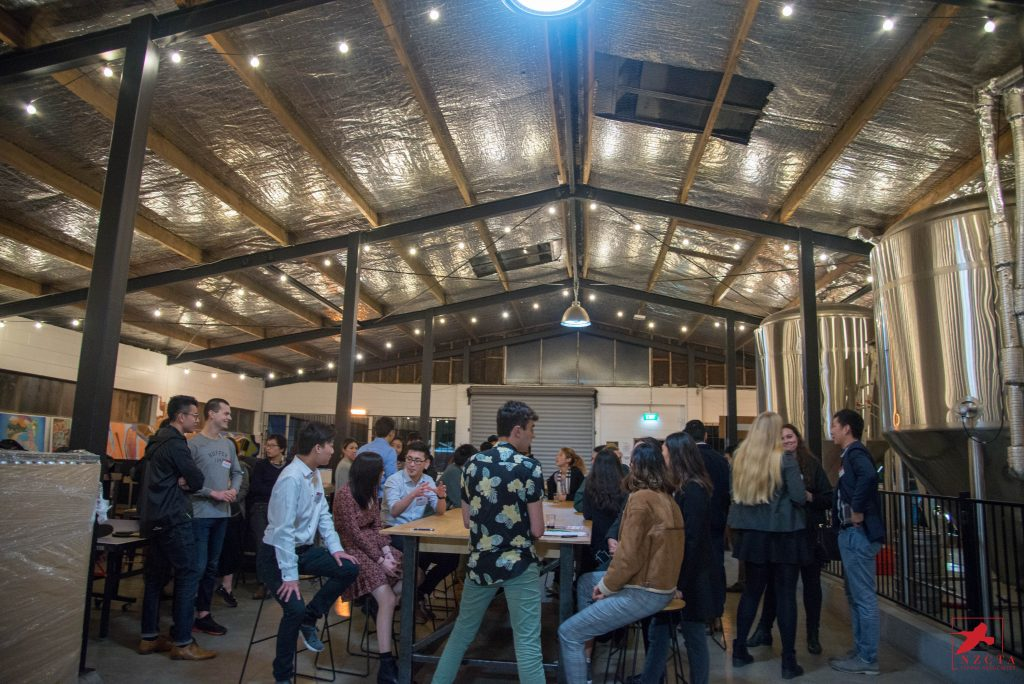 Brews and Hey You's: Experiential Networking Event 2019