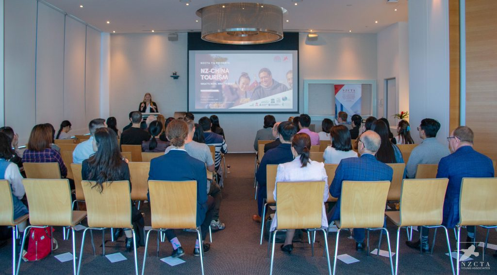 NZ China Tourism: What's Now, What's Next? Event 2019