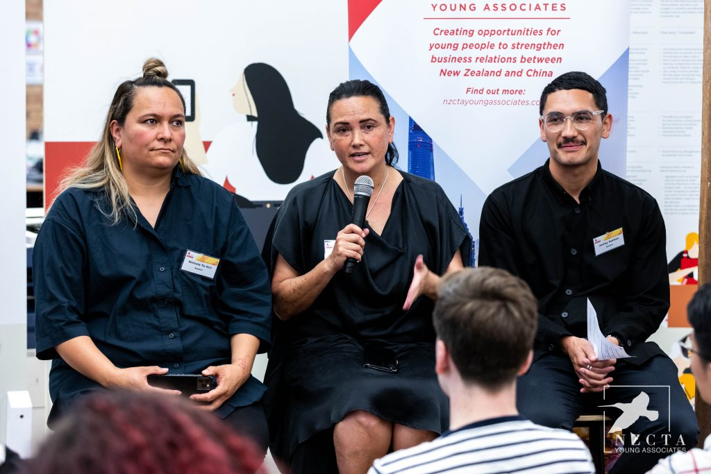 Māori Fashion: Taking on Asia Event 2019
